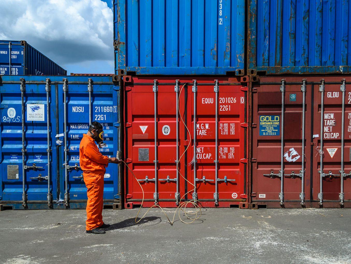 Czy wiesz że eksport do niektórych krajów wymaga fumigacji?